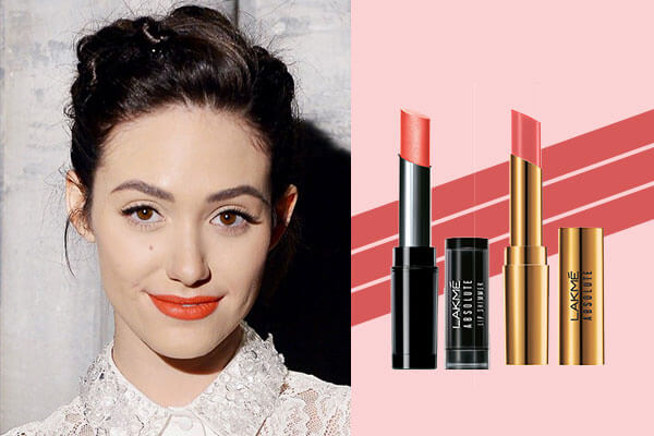 Lakme lipstick shades for wheatish skin tone