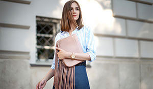 A roundup of our favourite fringe bags