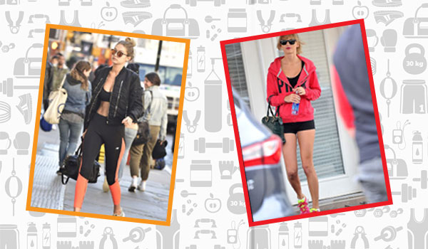 OUTFIT INSPIRATION—HOW OUR FAVOURITE CELEBS DRESS FOR THE GYM
