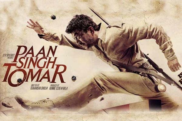 3. Paan Singh Tomar