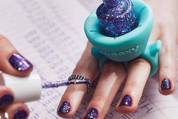 Get polished nails