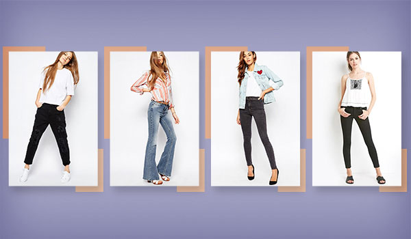 5 PAIRS OF DENIMS EVERY GIRL SHOULD OWN
