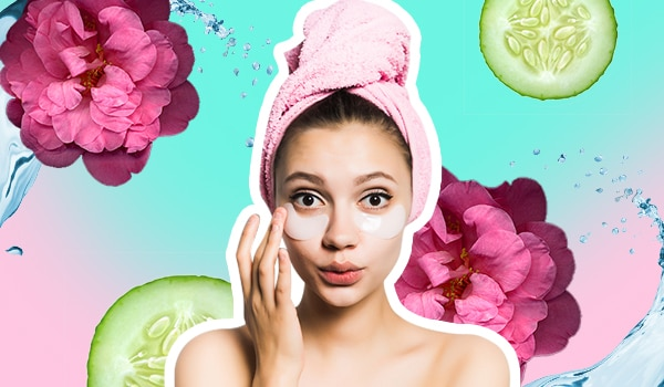 Diy Under Eye Mask For Your Tired And Puffy Eyes