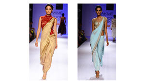 Trend Alert—The pant-sari trend and how can you wear it