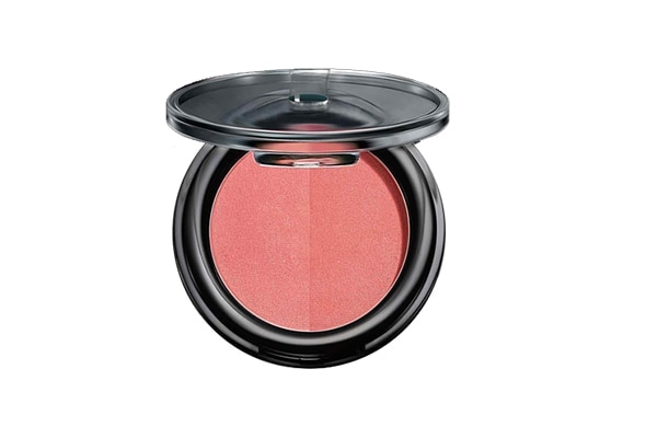 Contour with your blush