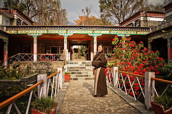 peace and quiet at dharamsala for long weekend