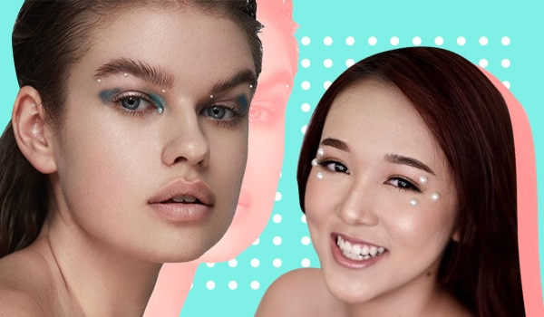 Pearls To Your Eye Makeup Looks