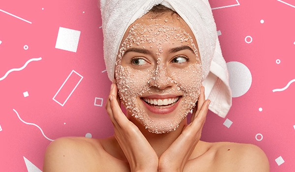 Physical vs. chemical exfoliation: Find out which one is better for your skin type
