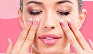 Facial massage can help get rid of frown lines — here's how to do it