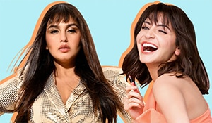 A handy guide to picking the right bangs according to your face shape