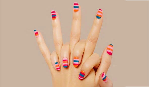 Pintrest Inspired Nail Art For The Summers Bebeautiful
