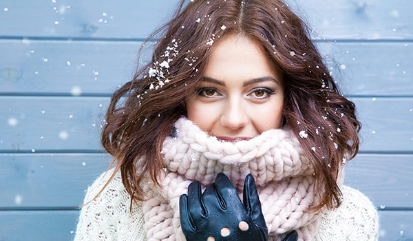 Planning a winter getaway? Here's how to take care of your skin in extremely cool weather