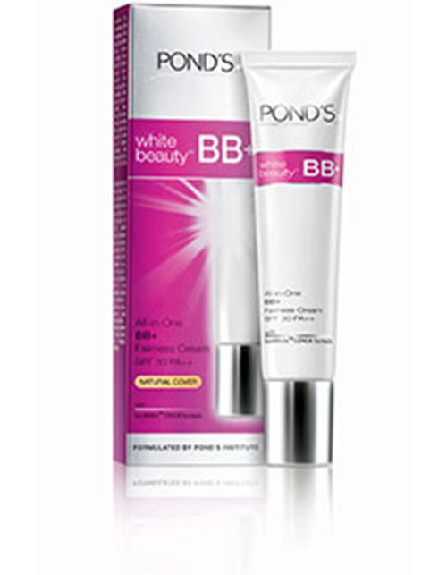 WHY THE POND'S BB CREAM IS EVERYTHING YOUR FACE NEEDS THIS SUMMER