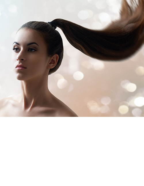 STAY BEAUTIFUL WITH LRT – PONYTAIL TRENDS