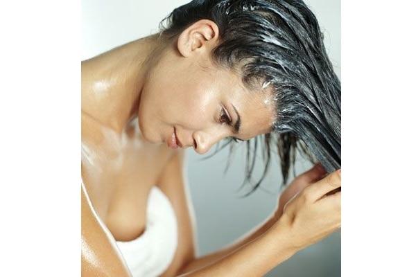 Co-wash, rather than shampoo