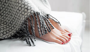 6 ways to prevent foot odour at home