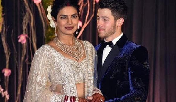 The way Nick Jonas looks at Priyanka Chopra… it's her gorgeous makeup!