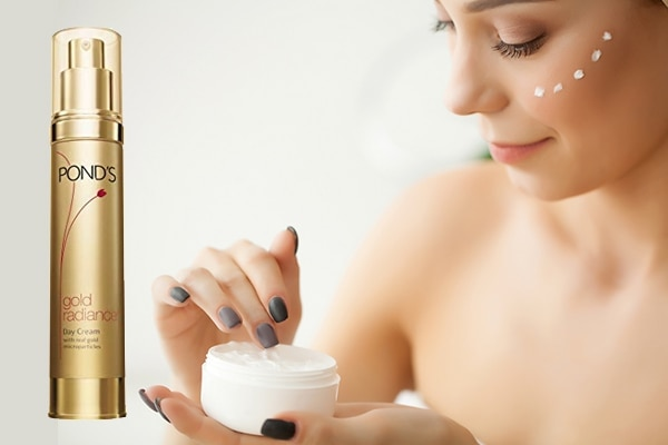 Hydrating day cream is a must