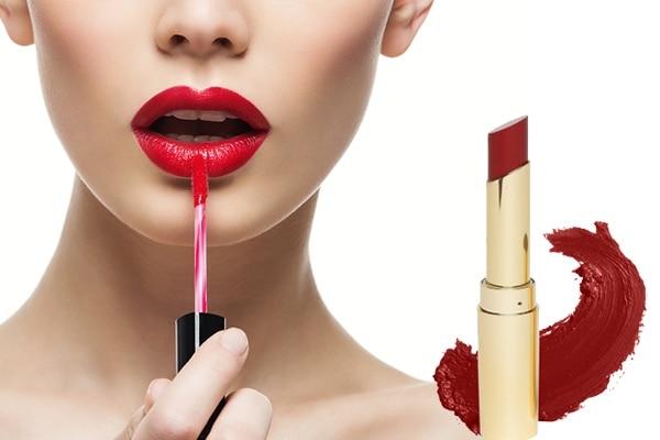 But first. Lipstick!