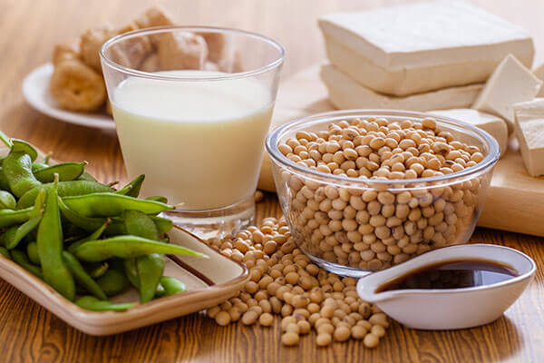 The pros of eating soy products