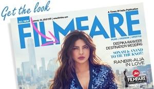 Priyanka Chopra Jonas' Filmfare cover look decoded!