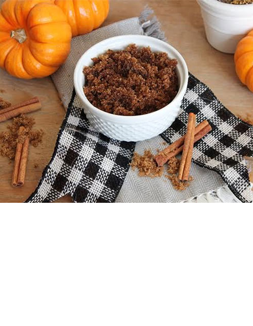 Try these pumpkin spice DIY beauty treatments this autumn