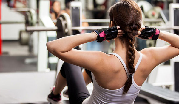 5 quick gym hairstyles for your next workout