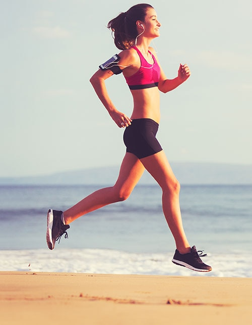 5 REASONS TO DITCH THE GYM AND GO RUNNING INSTEAD