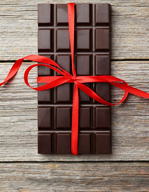 4 REASONS TO NEVER FEEL GUILTY ABOUT EATING CHOCOLATE