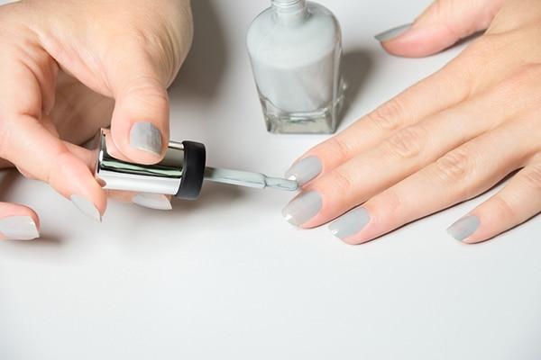 Add more nail polish and attack