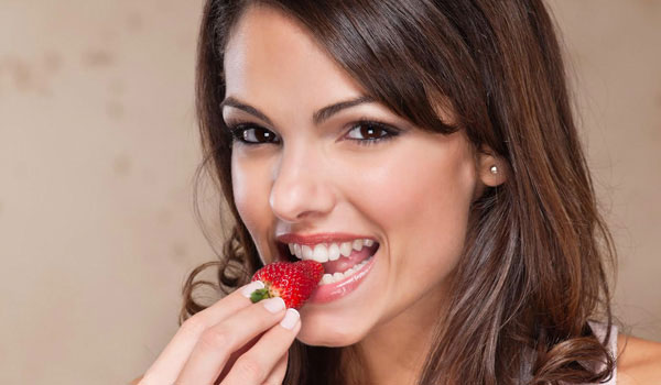 The right diet for glowing skin