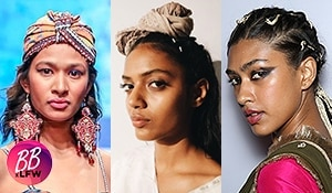 Runway hair trends spotted on day 3 of the Lakmé Fashion Week S/R '19