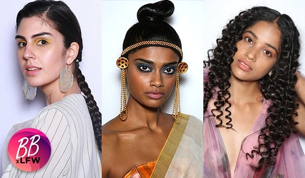 Runway to reality: 5 Lakmé Fashion Week S/R '19 hair trends to try RN