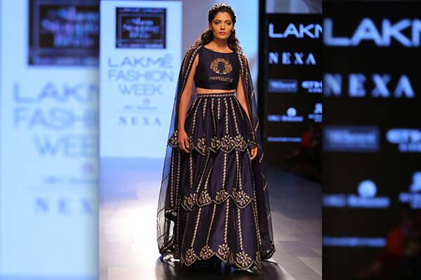 Saiyami Kher for Nachiket Barve