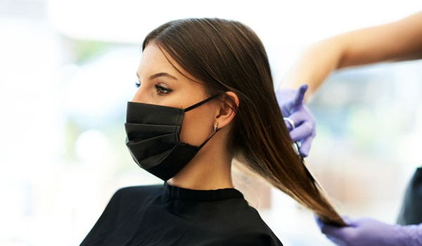 Salon etiquette to follow when heading out for a haircut post-quarantine