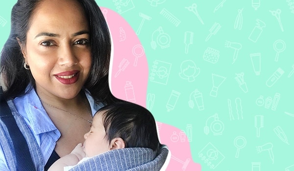 Sameera Reddy's beauty ritual takes all of 10 minutes! New moms, jump on this