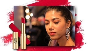 Makeup expert Sanjana Bhandari, reviews the newly launched Lakmé Matte Ultimate lipsticks