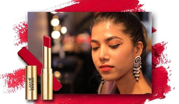Makeup expert Sanjana Bhandari, reviews the newly launched Lakmé Matte Ultimate lipsticks