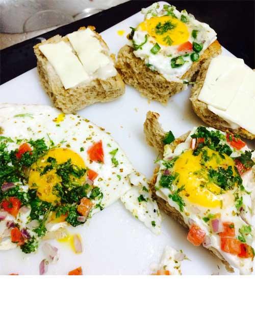 FOOD FOR THOUGHT—SARANSH GOILA