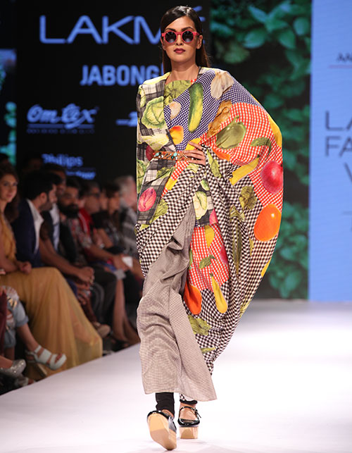 SARIS THAT CREATED A ROAR ON THE RAMP