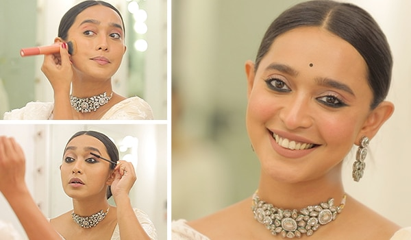 Sayani Gupta's go-to Indian makeup look is perfect for your next desi affair!