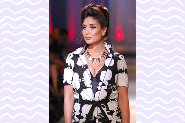 Hair and makeup looks from Kareena Kapoor Khan