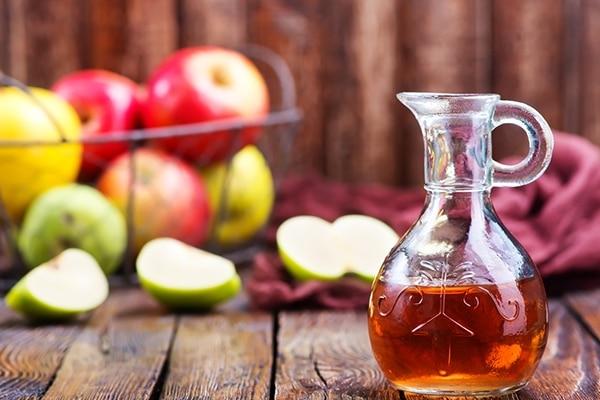Apple cider vinegar for flawless skin