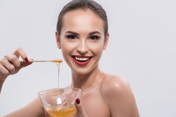 Honey for flawless skin