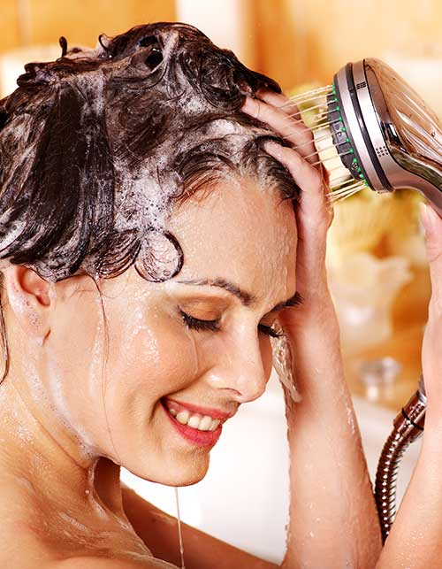 Five shampoo mistakes to avoid if you want strong and luscious hair