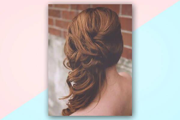 4 No Fail Bridal Hairstyles For Medium Hair Bebeautiful