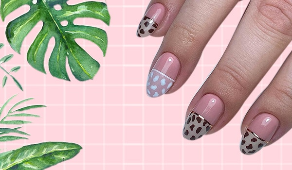 Cute at-home mani ideas to get your hands summer ready