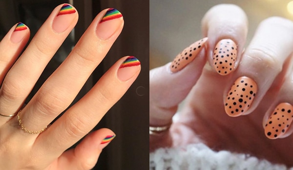 5 simple nail art techniques to master in the lockdown