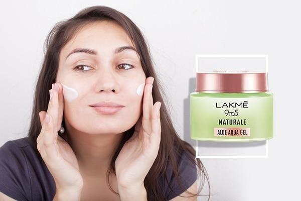 Lighten the moisturiser