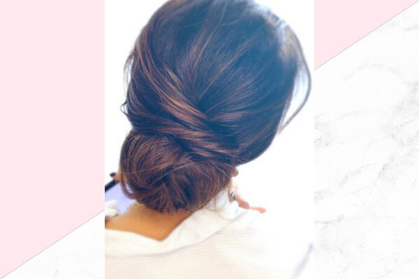 different hair bun styles different types of bun hairstyles bebeautiful 2831